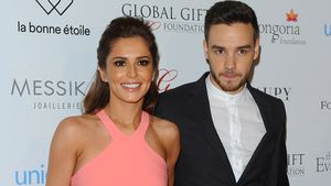 Cheryl Cole und Liam Payne bei der Global Gift Gala in Paris