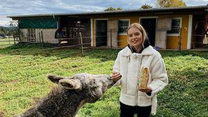 Landleben in Österreich: Cheyennes Freund hatte Bedenken