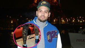 Ewige Liebe: Chris Brown lässt sich Aekos Namen stechen