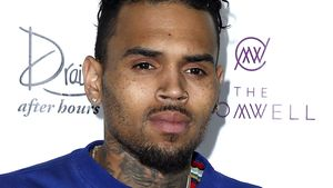 "Chris Brown im Nachtclub ""Drai's"" in Las Vegas"