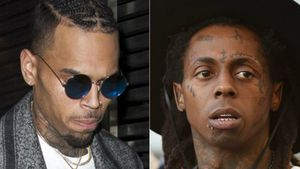 Chris Brown und Lil Wayne