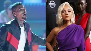 Trotz Kontaktverbots: Chris Brown & Karrueche bei BET Awards