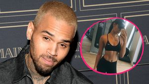 Chris Brown und Krista Santiago