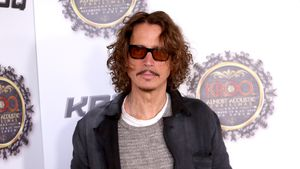 Chris Cornell in Los Angeles