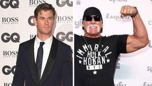 In Netflix-Doku: Chris Hemsworth soll Hulk Hogan spielen