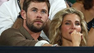 Süßestes Foto ever? Chris Hemsworth mit Tochter India