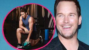 Ganz schön sexy: Hollywood-Hottie Chris Pratt zeigt Muckis