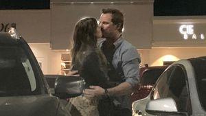 Chris Pratt & Katherine knutschen nach Dinner mit Sohn Jack