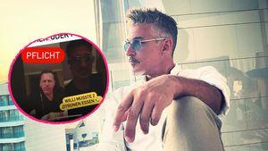 Chris teilt lustige Willi-Erinnerungen aus der TV-Quarantäne