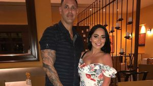 """Jersey Shore""-Star Angelina Pivarnick heiratet Freund Chris"