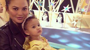 Märchenhaft: Luna Simone als Prinzessin im Disneyland!