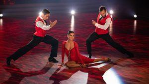 Nazan und Christian schwärmen: So war Dance-Trio mit Massimo