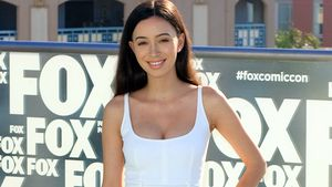 Christian Serratos bei der Fox Comic Con 2016