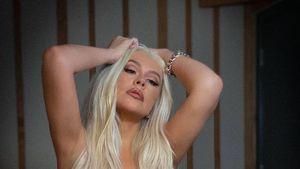 Anlehnung an Kult-Album: Christina Aguilera posiert mega-hot