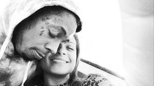 Christina Milian & Lil Wayne: Das 1. Kuschel-Pärchen-Selfie