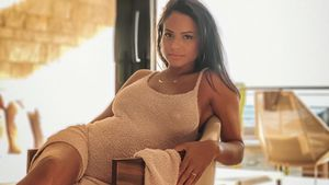 Ziemlich sexy: Christina Milian präsentiert ihren Babybauch