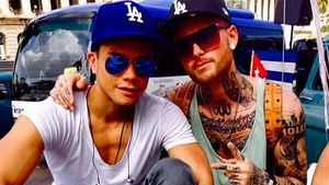 DSDS-Power: Christopher & Patric gehen auf Tour!