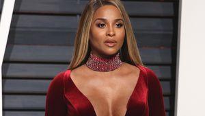 """Ciara bei der Oscar-Party der Zeitschrift """"Vanity Fair"""" 2017"""