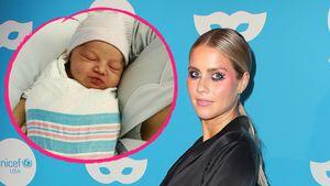 Baby-Glück bei Claire Holt: Sie hat einen Jungen bekommen!