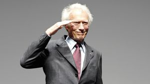 Ein Junge! Hollywood-Legende Clint Eastwood ist Opa geworden