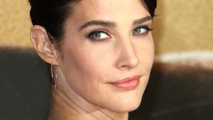 "Cobie Smulders im Oktober 2016 auf der ""Jack Reacher""-Filmpremiere in London"