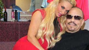 """Coco und Ice-T auf Kuschelkurs vor der """"Peepshow"""""""