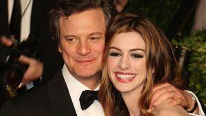 Colin Firth vergaß seinen Oscar auf dem Klo!