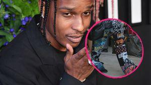 Auch Kay One: A$AP Rocky droppt Mode mit Deutschrap-Motiven