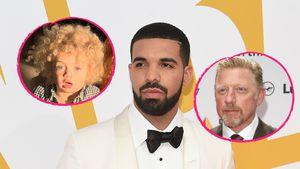 Fans amüsiert: Drakes Sohn sieht aus wie Boris-Becker-Spross