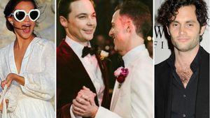 Hollywood in Love: Diese Promi-Paare haben 2017 geheiratet!