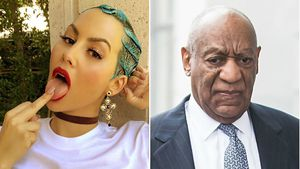 Amber Rose sauer: Niemand sollte Bill Cosby in Schutz nehmen