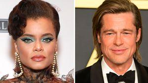 Andra Day bezieht Stellung zu Dating-Gerüchten mit Brad Pitt