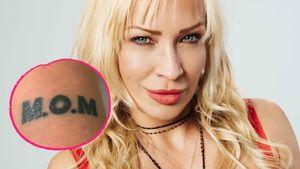 """Darum hat sich Kandidatin Anna """"M.O.M""""-Tattoo stechen lassen"""