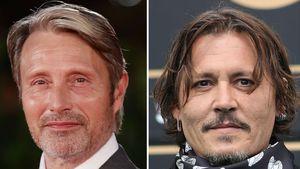 Mads Mikkelsen: Sprach er mit Johnny Depp über Grindelwald?