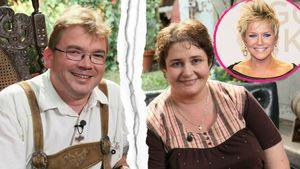 Willi und Karola mit Inka Bause
