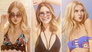 Bibi, Maren & Xlaeta: YouTube-Girls werden Bikini-Models!