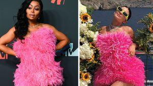 Absicht? Blac Chyna trug Kylies Geburtstagskleid zu VMAs!