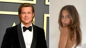 Zusammen gesichtet: Datet Brad Pitt dieses deutsche Model?