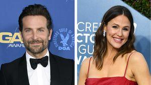 Strand-Date: Was geht bei Bradley Cooper & Jennifer Garner?