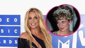 Nanu, Britney Spears widmet Prinzessin Diana einen Post