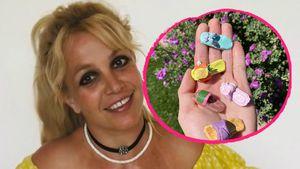 Insta-Rätsel um Britney Spears: Das ist nicht ihre Hand!