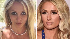 Britney Spears glaubt Paris Hiltons Misshandlungsstory nicht