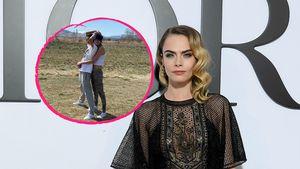 Neue Beziehung: Zeigt Cara Delevingne hier ihre Freundin?