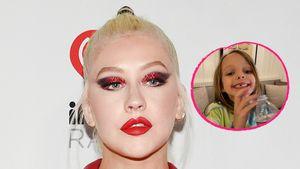 """Zeit vergeht"": Christina Aguilera widmet Tochter süßen Post"