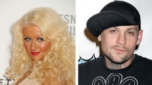 Tröstet sich Christina Aguilera mit Benji Madden?