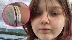 Geht's los? Schwangere Russin (14) liegt im Krankenhaus