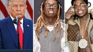 In letzter Minute: Trump begnadigt Lil Wayne und Kodak Black