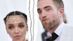 Liebes-Aus: Robert Pattinson und FKA Twigs echt getrennt?