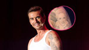 Was denkt Florian Silbereisen heute über sein Helene-Tattoo?