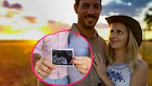 Endlich! Bauer Gerald und seine Anna bekommen ein Baby